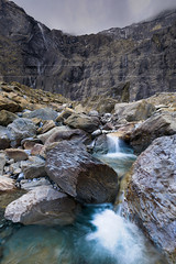 Cascade de Gavarnie (photo.amateur78) Tags: waterfall cascade cascadedegavarnie mountain montagne clouds nuages river