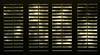 Closed (arbyreed) Tags: arbyreed window windowwednesdays blinds plantationblinds dark lines shadows