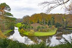Surprise View - Fountains Abbey, Ripon, North Yorkshire (Kingsley_Allison) Tags: fountainsabbey northyorkshire nikon nikond7200 nationaltrust river ripon abbey harrogate historical historic monks worldheritage studleyroyal annboleyn
