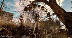Everwinter (Exedra Lyric) Tags: post apocalyptic theme park everwinter