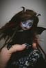 Mouscedes King ooak bat (firexia) Tags: ooak repaint bjd monsterhigh mattel mh makeup matteldolls modification dc dcsuperhero woman