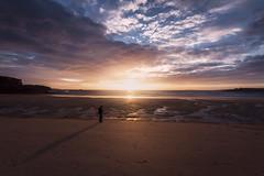Playa de Foxos (jojesari) Tags: ar317g ocaso sunset atardecer puestadesol solpor playadefoxos sanxenxo pontevedra galicia paisaje landscape jojesari suso