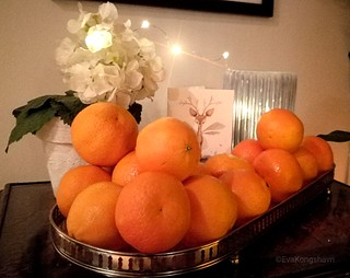 Clementines belong to our Christmas traditions in Norway 🎅