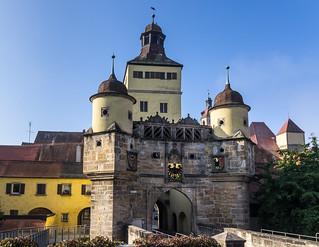City Gate of Weißenburg