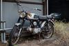 old HONDA (kasa51) Tags: motorbike small cl90 tokyo japan rust ruined abandoned