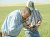 People_NR_24 (NRCS Montana) Tags: soil soils soilhealth farm farming farmland alternativecrops notill drylandfarming beach northdakota people farmer conservationtilling cropresiduemanagement crops springwheat jonstika zook