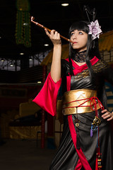 Yotsuyu (Claude Schildknecht) Tags: ad200 beautybox broncolor cosplay eurexpo europe france godox japantouch japon lyon places yotsuyu