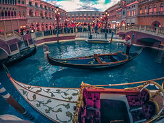 LAS VEGAS, NEVADA - November 2017: Sunny vintage tone view of Venetian Palazzo Resort Casino with Grand Canal. This luxury hotel opened in 1999 (DigiDreamGrafix.com) Tags: vintage venetian vegas pool gamble colorful gambling luxury travel outdoors water grand building casino usa italy italian tourism landmark toned recreation strip vacation resort theme nevada boat canal attraction america gondola lagoon destination hotel united states tourists gaming las gondolier