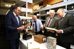 National Folklore Collection at UCD inscribed into UNESCO Memory of the World Register (UCD Library) Tags: culturalheritage universitycollegedublin