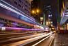Nathan Road (Zoom In, Click On, Check Out) Tags: exposure exposures long night road nathan kong hong hongkong