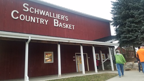 Schwallier's Country Basket