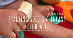 Starting Solids & Infant Gut Health Workshops by The Nutrition Effect. (qiaraau) Tags: probiotic probiotics lactobacillus breastmilk breastfeeding breastfeed mastitis guthealth microbiome digestion antibiotics newborn pregnancy pregnant birth labour babybag mums nurture parenting wellbeing
