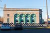 (Jeremy Whiting) Tags: hamtown banglatown detroit mosque carpenter conant michigan great lakes city urban streetscape indoors surreal sky blue green paint beautiful checks det 313 mi canon digital street cityscape