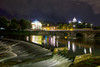 To Reflect... (Richard Cartawick) Tags: turin torino italy piedmont riverpo po nightscapes nightphotography nightlights night rivers longexposure shotoftheday photooftheday reflections waterreflections