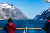 Lookin´back (*Capture the Moment*) Tags: 2017 clouds cruise cruiseship elemente farbdominanz greenland grönland himmel msdeutschland princechristianstraits prinschristiansund sky sonya7m2 sonya7mii sonya7mark2 sonya7ii sonyilce7m2 wasser water wolken blau blue