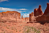 Desert Valley In Arches (Don Mosher Photography) Tags: utah hiking travel vacation desert arches park landscape nature