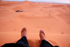 Sahara POV (T is for traveler) Tags: traveling travel traveler tisfortraveler photography backpacker digitalnomad exploration summer trip africa morocco merzouga desert sahara sand sun canon 1855mm 700d landscape dunes pov view