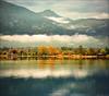 Autumn on Wolfgangsee (Katarina 2353) Tags: landscape autumn austria stwolfgang wolfgangsee lake österreich alps katarina2353 katarinastefanovic