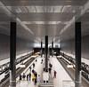 Berlin U55 (Schobbit) Tags: berlin ubahn subway hauptbahnhof train station bahnhof