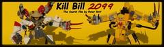 LEGO kill Bill . (peter-ray) Tags: lego moc brick mecha robot mobil suite exo kill bill peter ray samsung nx 2000 samurai katana ninja shi fi esoscheletro movie