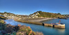 Looe, south-east Cornwall (Baz Richardson (trying to catch up again!)) Tags: cornwall looe looeriver banjopier coast cliffs beaches