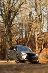2014 Subaru Forester XT (RichardGlenSailors) Tags: subaru forester xt fa20dit canon 7d camera 2470mm north georgia offroad road nature sky trees winter