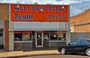 Mott, North Dakota Rexall Drug Store. (Wheatking2011) Tags: mott north dakota drug store rexall drugs stores were designed each local community