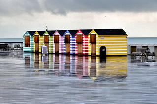 Pier Beach Huts