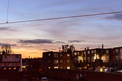 Urban dusk (313/365, November 9th)