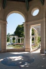ARNAGA JARDIN-018 (MMARCZYK) Tags: villa arnaga france pays basque jardin ogrod 64 pyrénéesatlantiques nouvelleaquitaine cambolesbains à la française