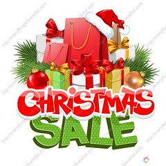 Christmas sale (everythingisfivedollar) Tags: christmas sale christmasshopping holidaysale christmasbackground wintersale isolated white festive special offer discount advertising big shop promotion ad banner poster market vector great gift bag xmas holiday retail store red sign season shopper label present ball text newyear buy business symbol celebration design december vertical card classic vintage christmastree background cover newyearsale