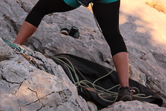 grimpette de novembre (Photographe de rêve...) Tags: escalade montfaron toulon november
