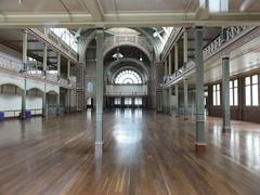 Royal Exhibition Building Interior (Namlhots) Tags: architecture australia ccancsa carltongardens kate melbourne royalexhibitionhall tom
