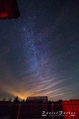 DSC_0064-3 (forbesy10) Tags: kielder observatory night nightsky stars meteors comet milkyway clearsky astro astrophotography kielderwater