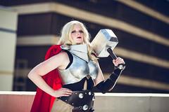 SP_68507-4 (Patcave) Tags: thor norse god marvel comics marvelcosplay hammer throw superhero blonde mjolnir armor cape