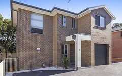 Townhouse 5, 46 Earle Street, Doonside NSW