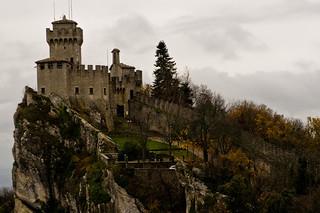San Marino - Fortress - 11-30-12