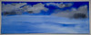 High above  the clouds (david.pook) Tags: clouds painting acryl acrylic