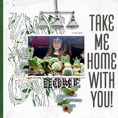 Take Me Home With You - Page 1 (laurie_weber67) Tags: plants succulent cacti home daughter teen