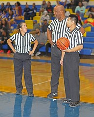 D199308A (RobHelfman) Tags: crenshaw sports basketball highschool losangeles lasalle referees