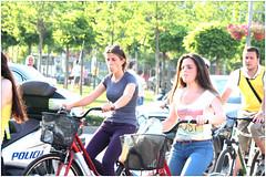 Ecovolis - Liro Korsite - Ciklistet ne Proteste - Cyclist protesting (ECOVOLIS) Tags: ecovolis liro korsite ciklistet ne proteste cyclist protesting