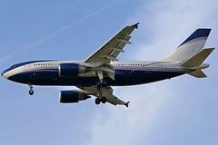 HZ-NSA Al Atheer Aviation A310-304 arriving KCLE (GeorgeM757) Tags: hznsa a310304 alatheeraviation saudiarabian v8hm1 aircraft alltypesoftransport aviation airbus kcle landing georgem757 canon70d