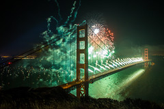 To Forget the Love We Never Felt (Thomas Hawk) Tags: 75thbirthdaygoldengatebridge america batteryspencer california goldengatebridge marin marinheadlands sanfrancisco usa unitedstates unitedstatesofamerica bridge fireworks millvalley us fav10 fav25 fav50 fav100