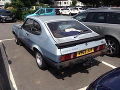 Ford Capri Mk3 2.0S (VAGDave) Tags: ford capri mk3 20s 1983