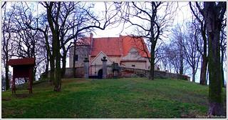 Hradešín - Kostel sv. Jiří