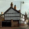 Ye Olde Blacke Beare (Wildlife Terry) Tags: cobbles sandbach northwestengland blackandwhite pubs hotels cheshire