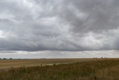 2017-09-15_13-57-27 Stormy Day on the Prairies (canavart) Tags: prairie alberta nanton canada couttscentreforwesterncanadianheritage landscape clouds storm farm fields