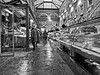 Christmas time in a cover market (Fabio Pratali LI) Tags: livorno people bw market christmastime