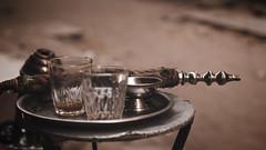 Tea and shisha - Cairo Egypt (pas le matin) Tags: tea thé shisha hookah narguilé travel voyage egypt égypte africa afrique cairo lecaire street canon 7d canon7d canoneos7d eos7d