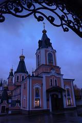 Вечерняя молитва накануне именин Правящего архиерея_01_ 02,11,2017